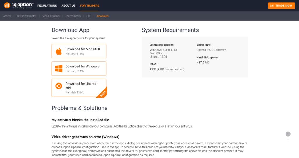 Aplikace pro desktop zařízení